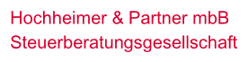 Hochheimer & Partner mbB